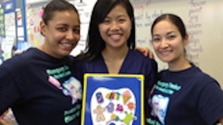 Content Dam Diq Online Articles 2015 02 Dental Hygiene Students With Kit Thumbnail