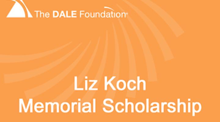 Content Dam Diq Online Articles 2015 06 Liz Koch Scholarship Logo 1