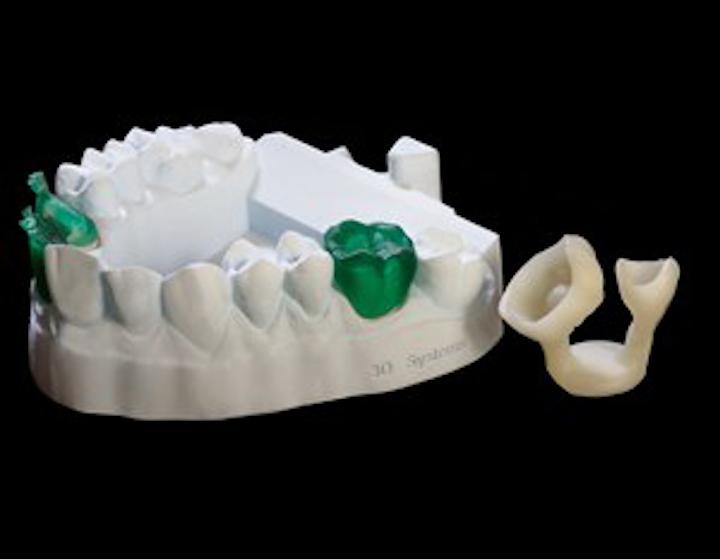 3d Systems Dental Model Es