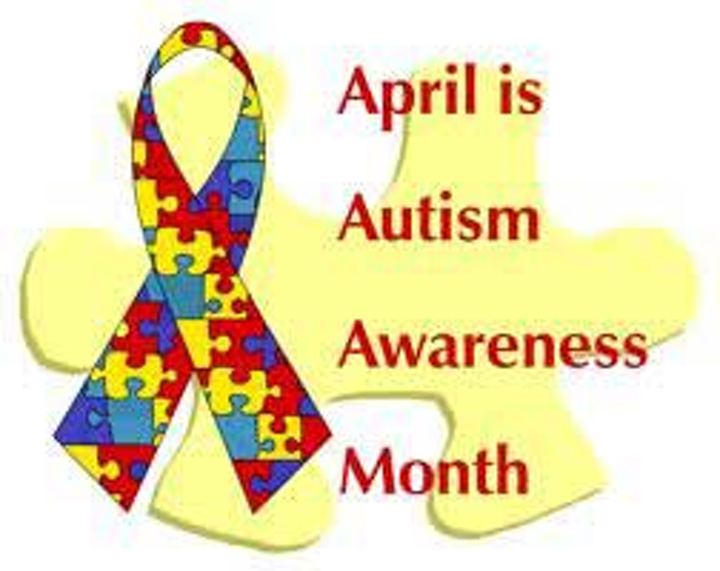 Autism Awareness Month Fo