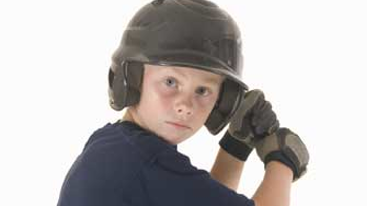 Baseball Youth Fo