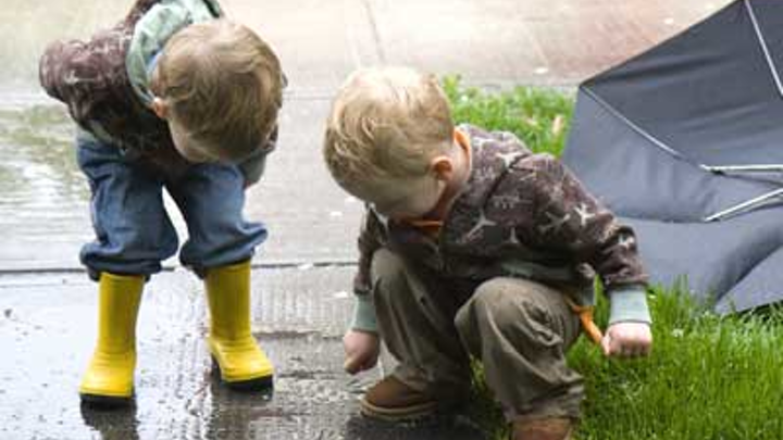 Childrenyellowbootsdreamstime