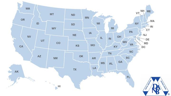 Danb State Map Dad