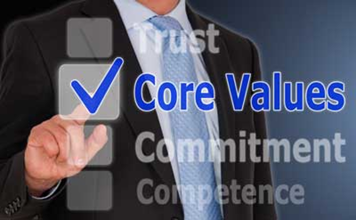 Dental Staff Core Values