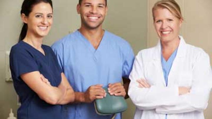 Dentist And Dental Nurses