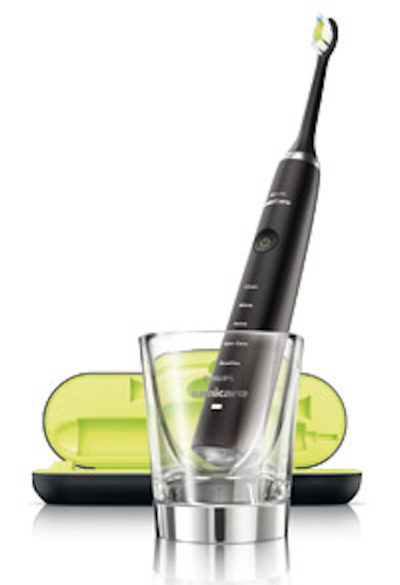 Philips Sonicare launches the DiamondClean Black Edition