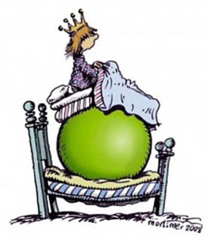 A day in the life of a dental assistant: The Princess and