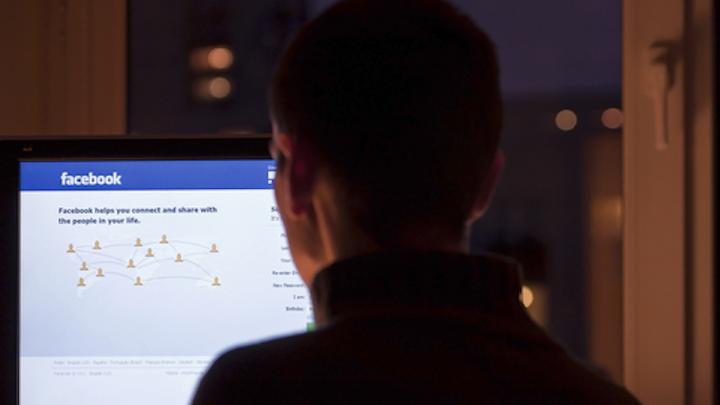 Guy On Facebook Dreamstime For Web