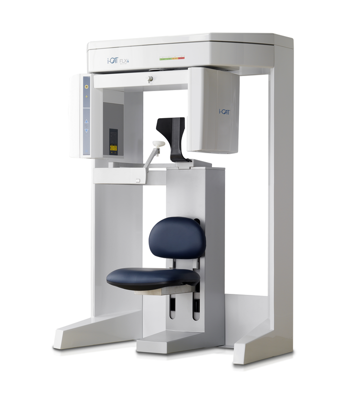 The new i-CATFLX MV delivers i-CAT quality in a model that fits a wide range of dental practices.