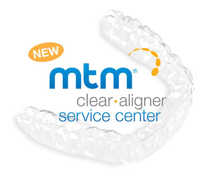 DENTSPLY Raintree Essix announces MTM Clear Aligner