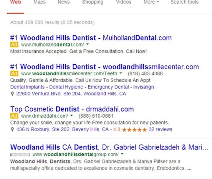Nguyen Dental Marketing