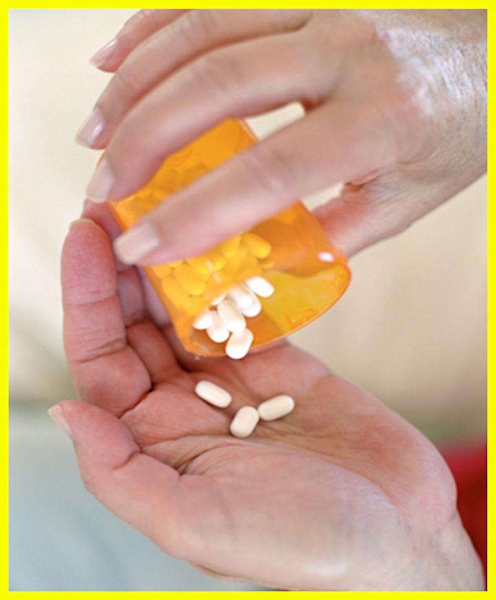 Pills On Hand Fo