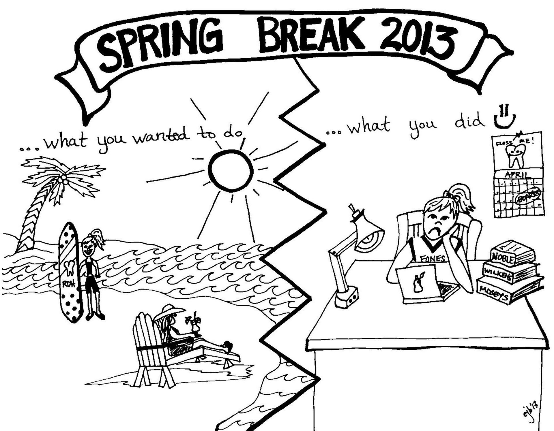Rdh Spring Break 2013