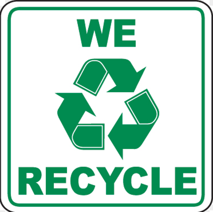 Recycle In Your Dental Office