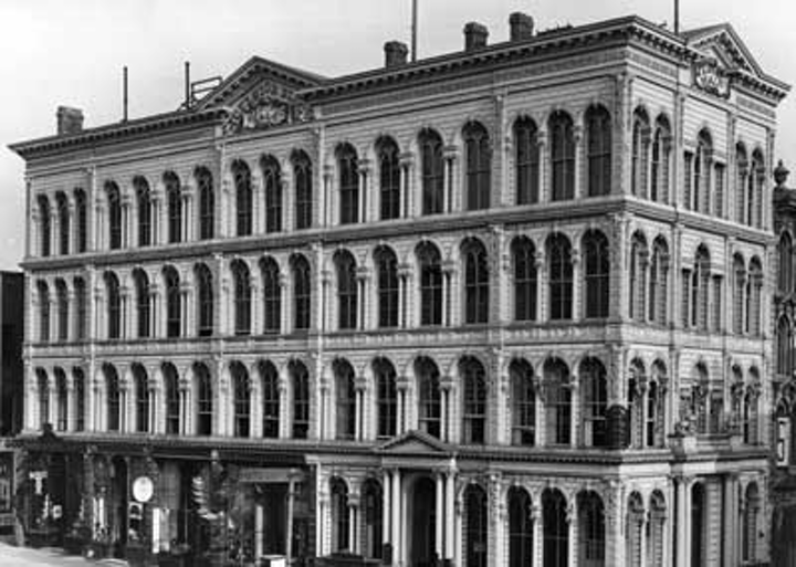 Renovation 19th Century Building