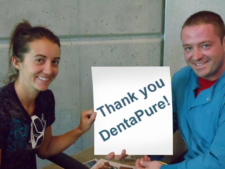 Thank You Dentapure