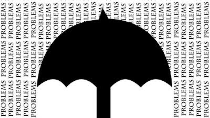 Umbrella Problems Dreamstime
