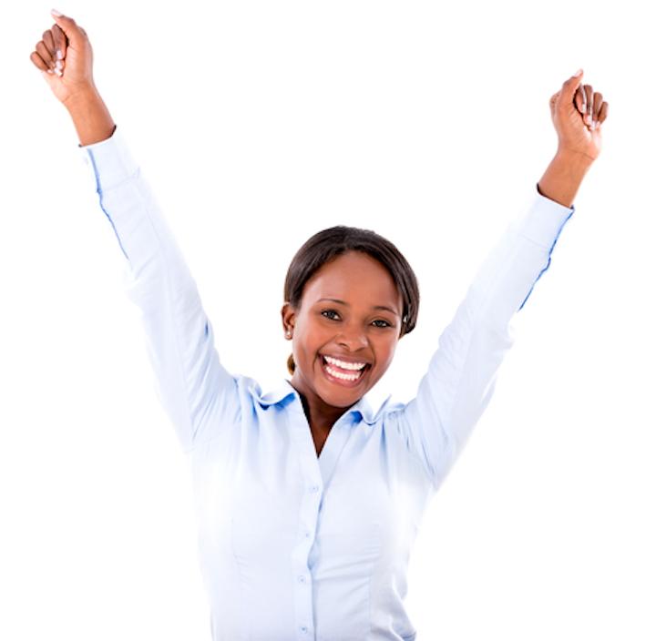 Woman Happy Dreamstime Web