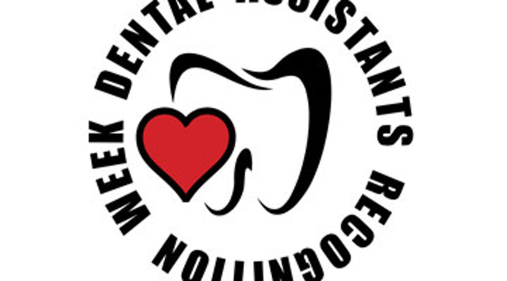 Dental Assistants Recognition Week—A week we should all be