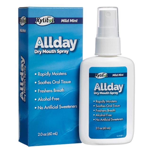 Elevateoralcare Allday Drymouthspray