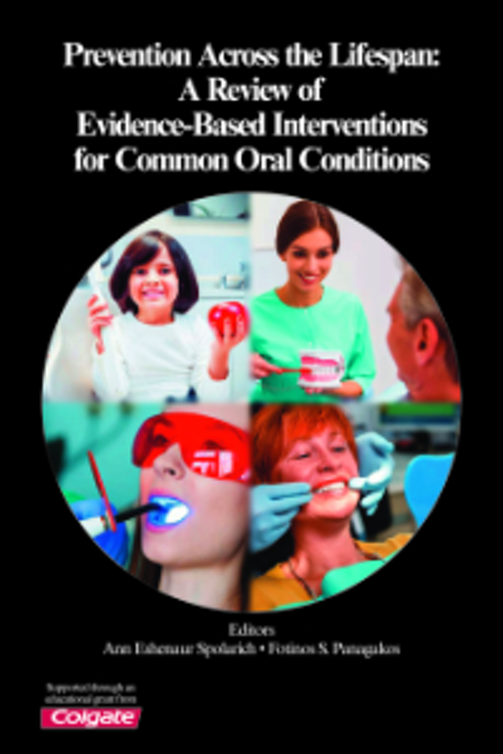 Colgate announces free download of textbook focusing on prevention