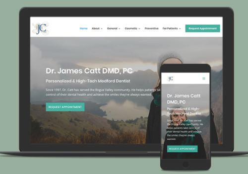 Dr James Catt Pc