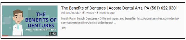 Thinking about video to promote your dental practice? 6